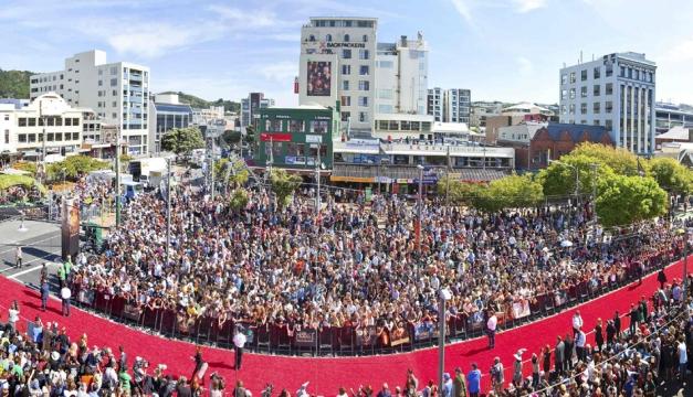 Video Nueva Zelanda News: ESPECTACULAR PREMIERE EN NUEVA ZELANDA