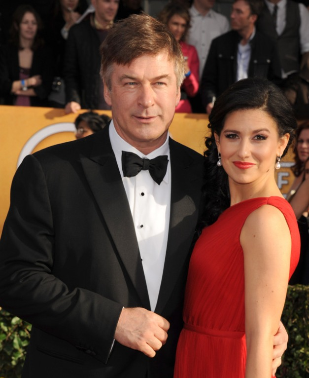 Alex Baldwin, Hilaria Thomas