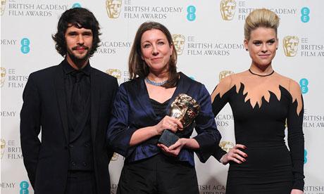 Jacqueline Durran, winner of the Bafta award for Best Costume Design for Anna Karenina