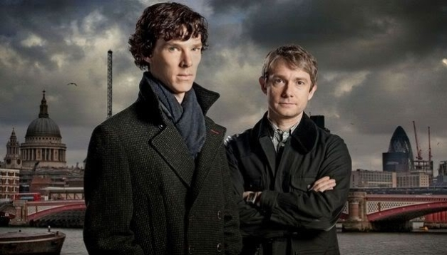 Sherlock Watson BBC