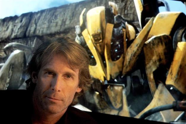 michael bay Photos in movie  Transformers 3  1