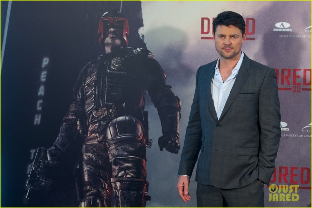 Karl Urban Attends 'Dredd' Madrid Photocall